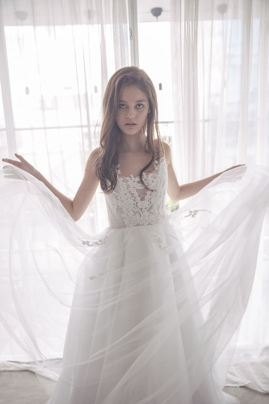 Adelie Gown