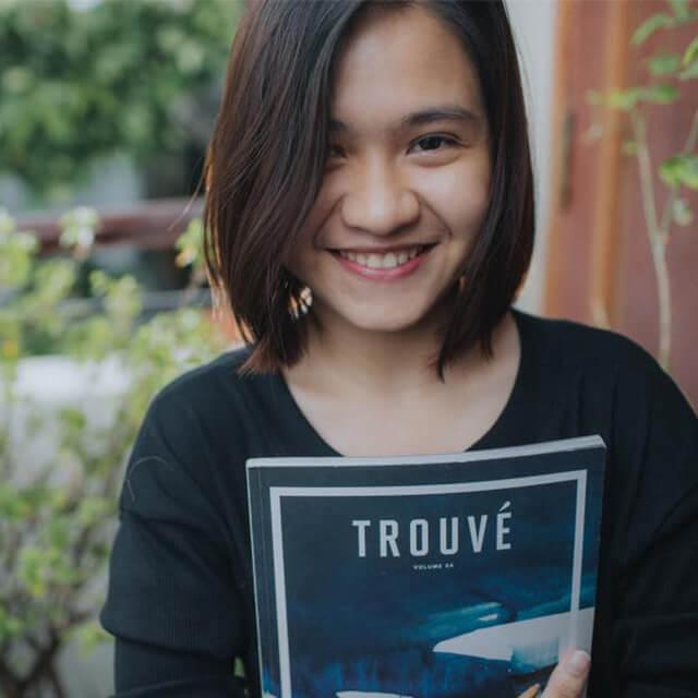 Tiên Tiên - Social Content Writer