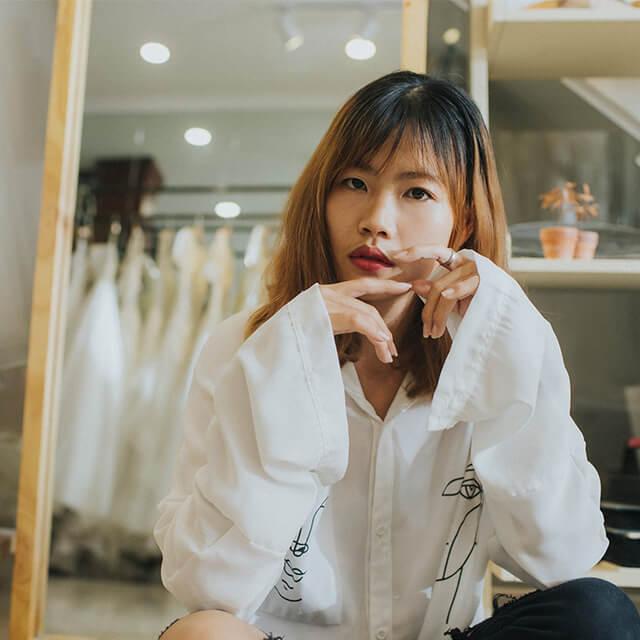 Helee Nguyễn - Make-up Artist