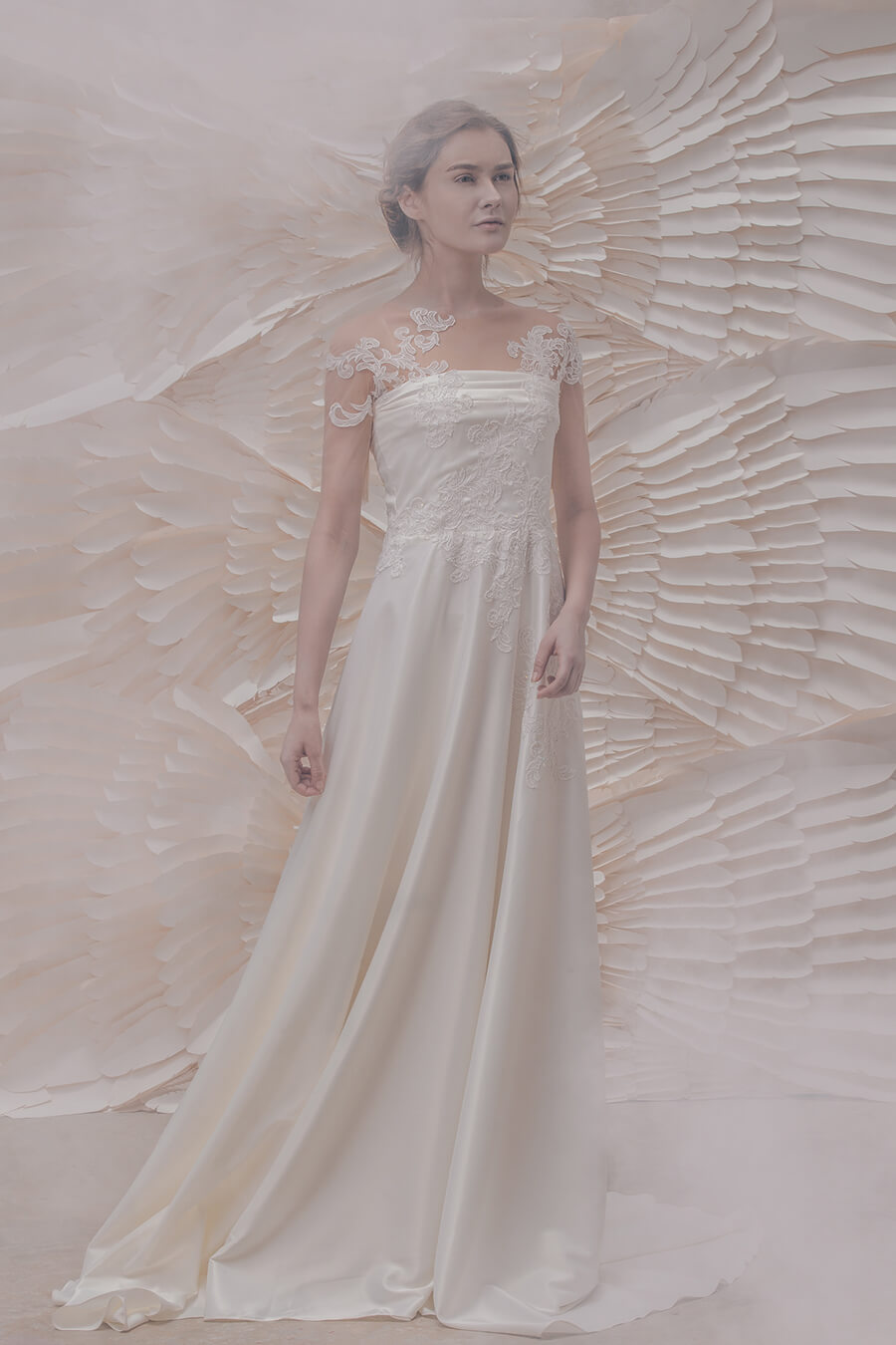 Camelia Gown