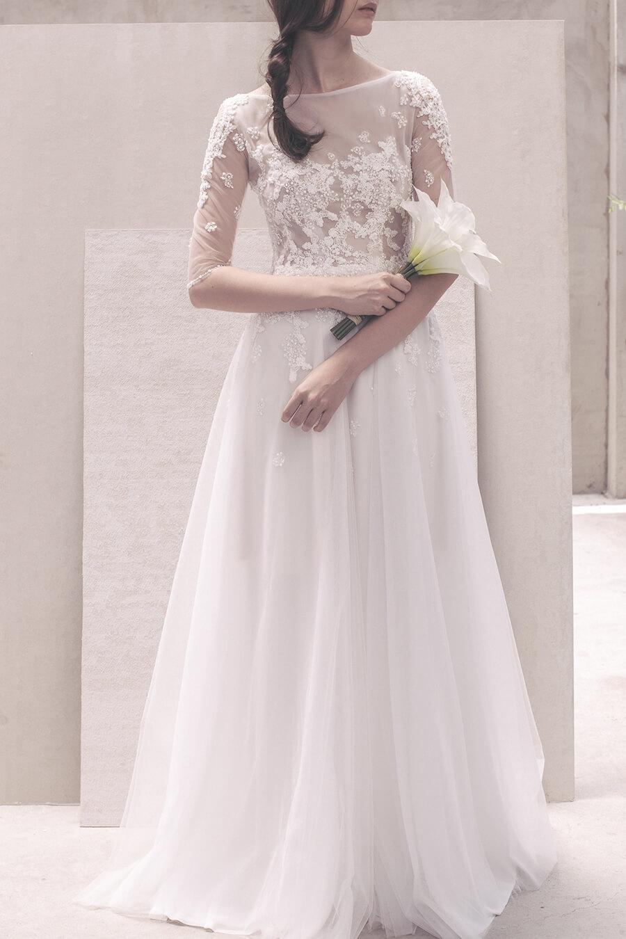 Deniz Gown