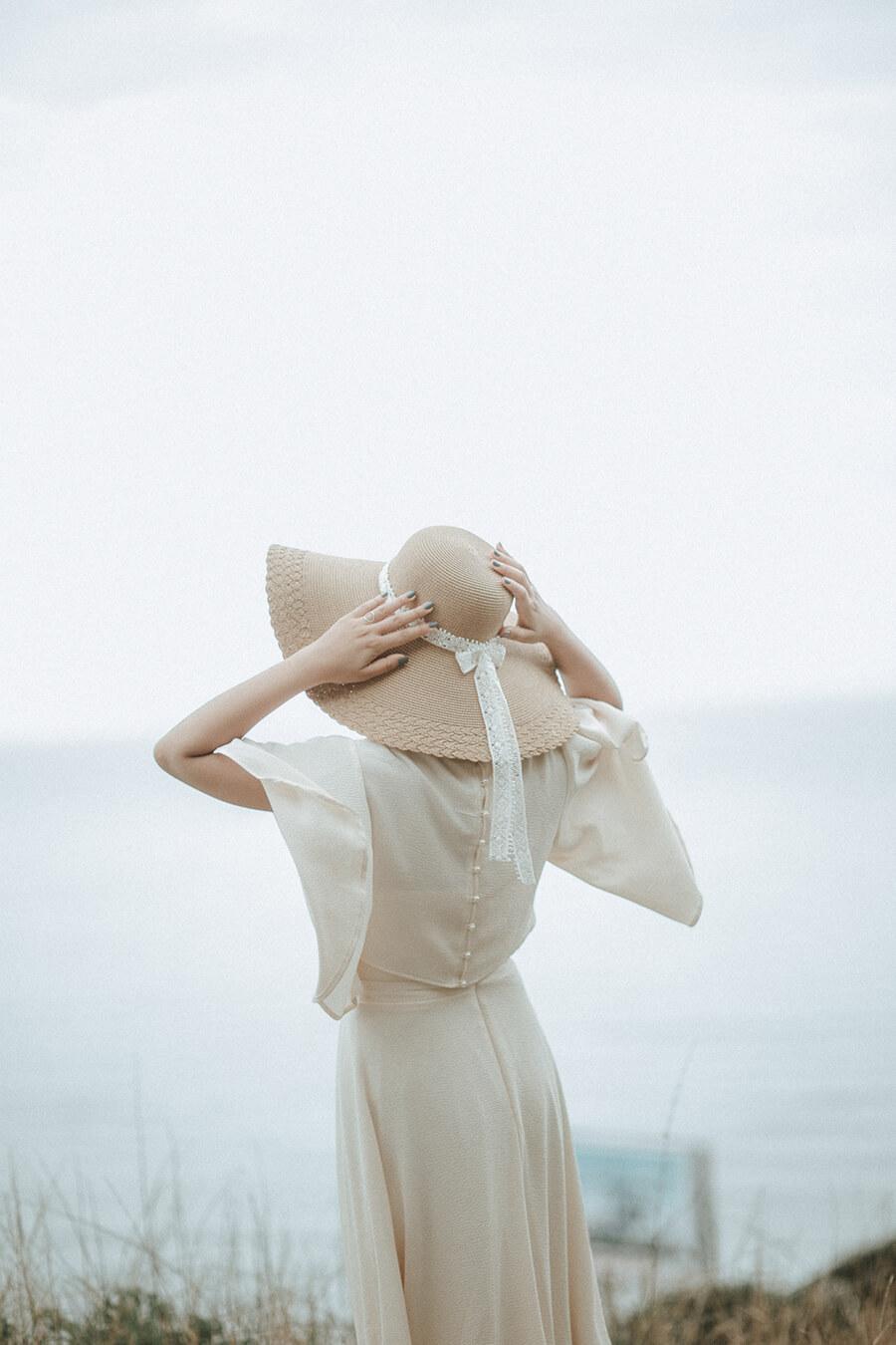 NW-009 - Cape Dress