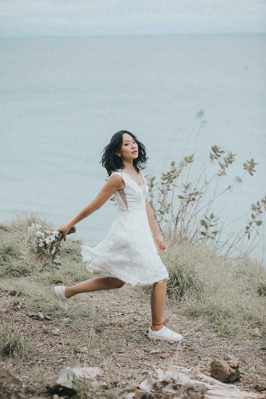 NW-001 - Luna Lace Dress