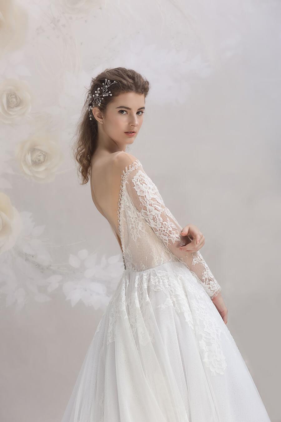 Rosetta Gown