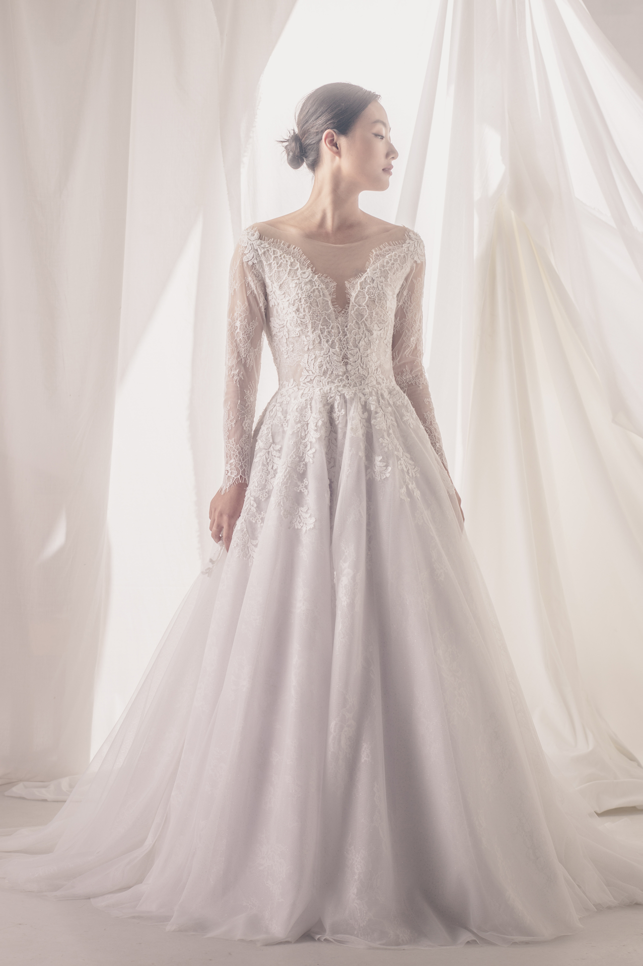 Gardenia Gown
