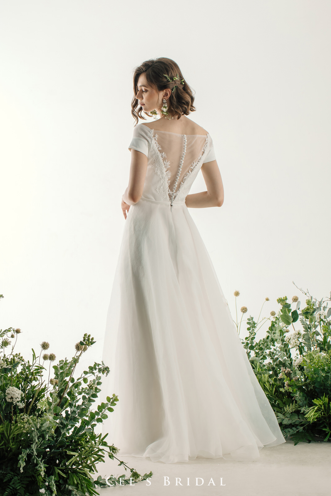 Lisianthus Gown