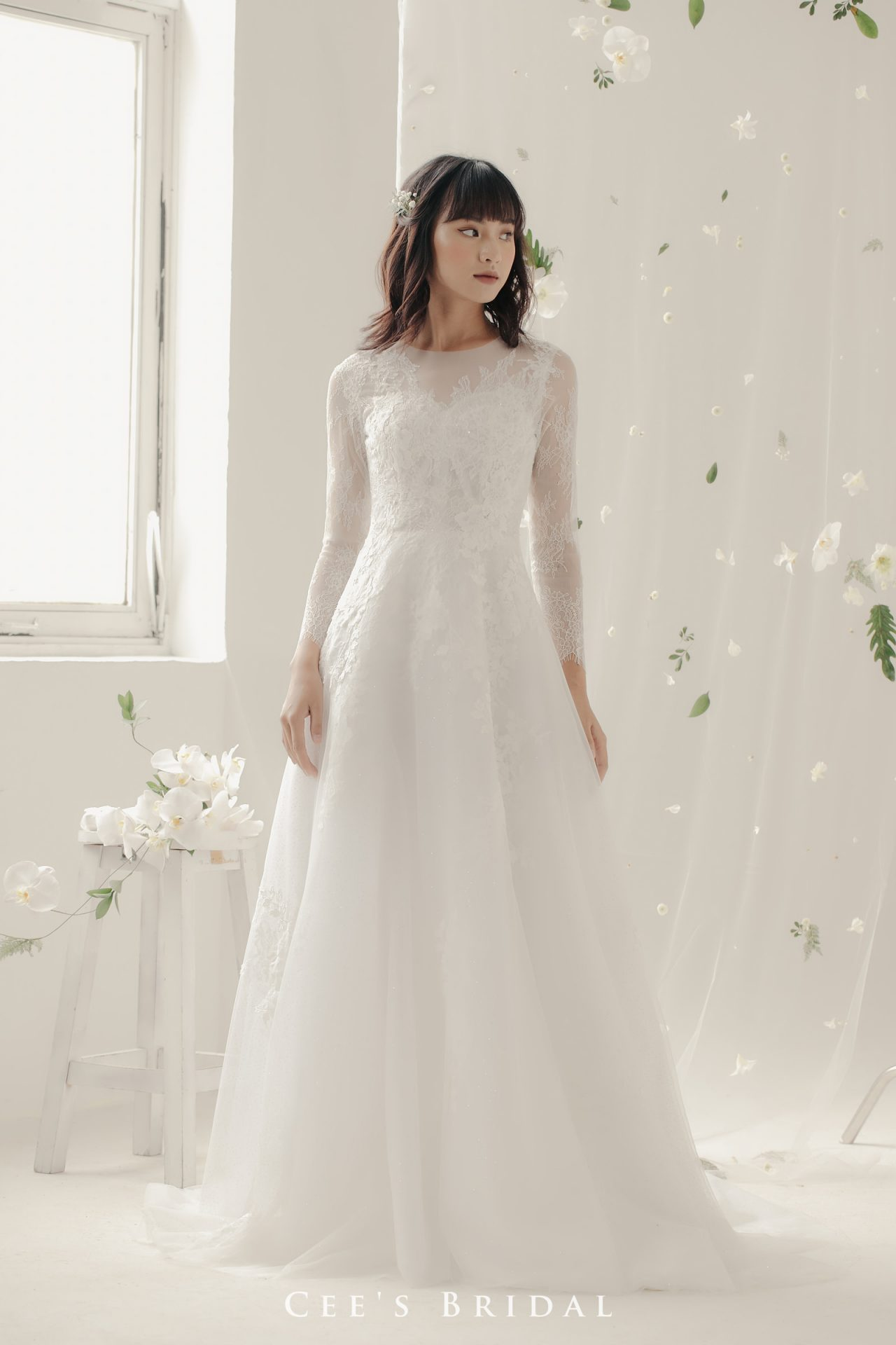 Feverfew Gown