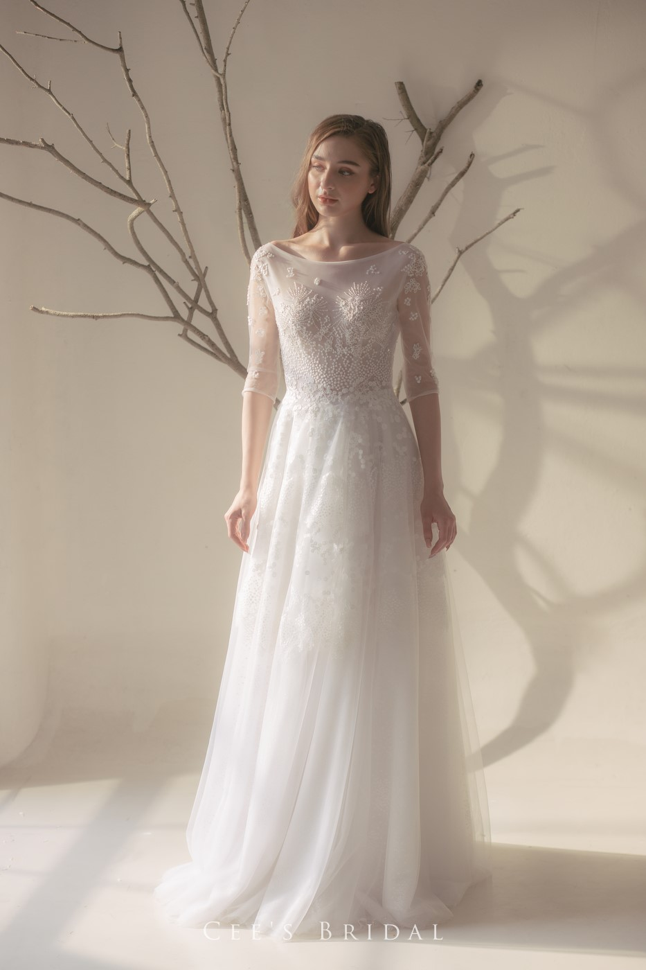 Cottonwood Gown