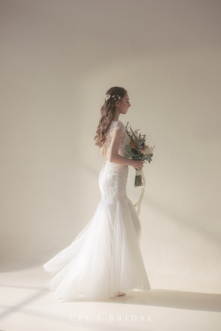 Astilbe Gown