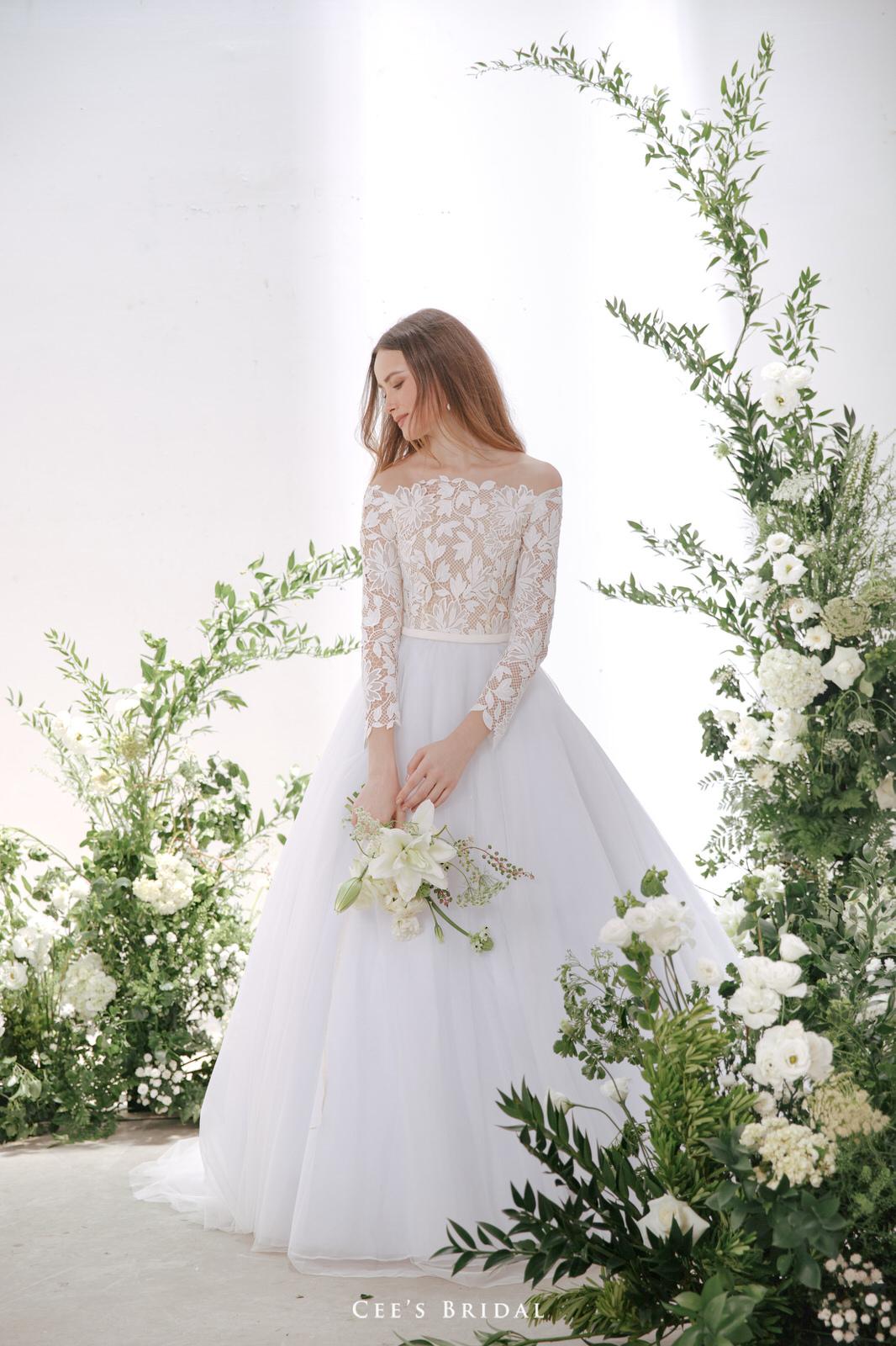 Eleonara Gown | CBG - 255